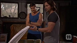 Matt Turner, Brad Willis in Neighbours Episode 7038