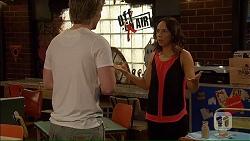 Daniel Robinson, Imogen Willis in Neighbours Episode 7039
