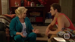 Sheila Canning, Kyle Canning in Neighbours Episode 7039