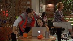 Josh Willis, Imogen Willis in Neighbours Episode 7039