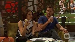 Naomi Canning, Mark Brennan in Neighbours Episode 7039