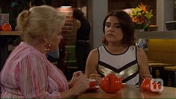 Sheila Canning, Naomi Canning in Neighbours Episode 7039