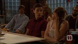 Josh Willis, Amber Turner in Neighbours Episode 7039