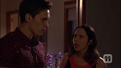 Josh Willis, Imogen Willis in Neighbours Episode 7040