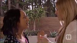 Imogen Willis, Amber Turner in Neighbours Episode 7040