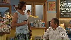 Brad Willis, Karl Kennedy in Neighbours Episode 7042