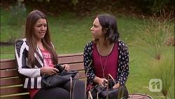Paige Novak, Imogen Willis in Neighbours Episode 7042