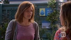 Erin Rogers, Sonya Mitchell in Neighbours Episode 7042