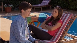 Bailey Turner, Paige Novak in Neighbours Episode 7042