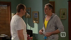 Toadie Rebecchi, Karl Kennedy in Neighbours Episode 7042