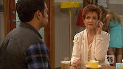 Nate Kinski, Susan Kennedy in Neighbours Episode 7043