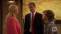 Lucy Robinson, Paul Robinson, Daniel Robinson in Neighbours Episode 7043