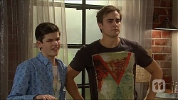 Bailey Turner, Kyle Canning in Neighbours Episode 7043