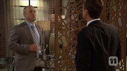 Dennis Dimato, Paul Robinson in Neighbours Episode 7043