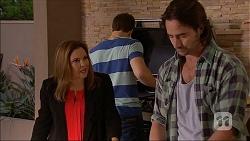 Terese Willis, Josh Willis, Brad Willis in Neighbours Episode 7043