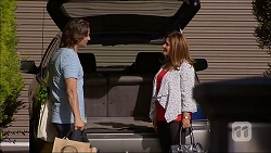Brad Willis, Terese Willis in Neighbours Episode 7044