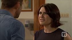 Mark Brennan, Naomi Canning in Neighbours Episode 7045
