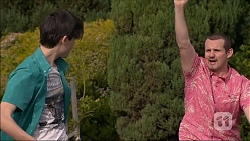 Bailey Turner, Toadie Rebecchi in Neighbours Episode 7045