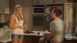Amber Turner, Josh Willis in Neighbours Episode 7045