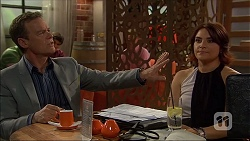 Paul Robinson, Naomi Canning in Neighbours Episode 7045