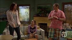Erin Rogers, Cat Rogers, Toadie Rebecchi in Neighbours Episode 7045