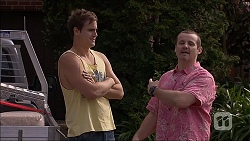 Kyle Canning, Toadie Rebecchi in Neighbours Episode 7046