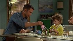 Mark Brennan, Nell Rebecchi in Neighbours Episode 7046