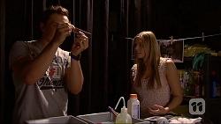 Josh Willis, Amber Turner in Neighbours Episode 7046