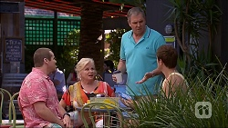 Toadie Rebecchi, Sheila Canning, Karl Kennedy, Kyle Canning in Neighbours Episode 7046