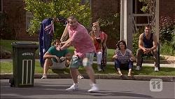 Matt Turner, Toadie Rebecchi, Sheila Canning, Naomi Canning, Mark Brennan in Neighbours Episode 7046