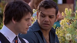 Chris Pappas, Nate Kinski in Neighbours Episode 7047