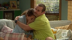 Cat Rogers, Toadie Rebecchi in Neighbours Episode 7047
