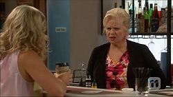 Georgia Brooks, Sheila Canning in Neighbours Episode 7047