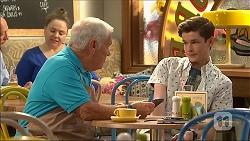 Lou Carpenter, Bailey Turner in Neighbours Episode 7048