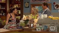 Paige Smith, Lauren Turner, Matt Turner in Neighbours Episode 7048