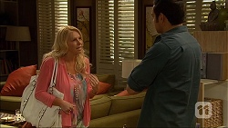 Lucy Robinson, Nate Kinski in Neighbours Episode 7048