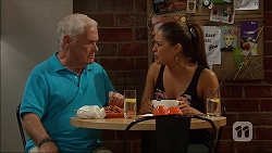 Lou Carpenter, Paige Smith in Neighbours Episode 7048