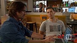 Brad Willis, Josh Willis in Neighbours Episode 7049