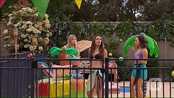 Amber Turner, Paige Smith, Imogen Willis in Neighbours Episode 7049