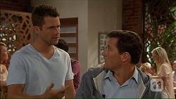 Mark Brennan, Matt Turner in Neighbours Episode 7049