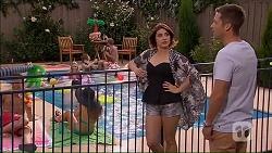 Naomi Canning, Mark Brennan in Neighbours Episode 7049