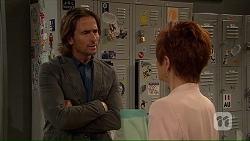Brad Willis, Susan Kennedy in Neighbours Episode 7049