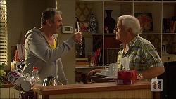 Karl Kennedy, Lou Carpenter in Neighbours Episode 7050