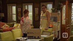 Susan Kennedy, Kyle Canning in Neighbours Episode 7050