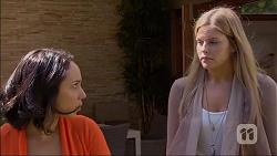 Imogen Willis, Amber Turner in Neighbours Episode 7050