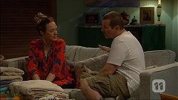 Sonya Mitchell, Toadie Rebecchi in Neighbours Episode 7052