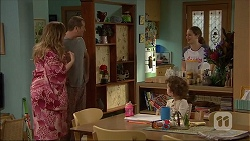 Sonya Mitchell, Toadie Rebecchi, Cat Rogers, Nell Rebecchi in Neighbours Episode 7052