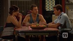 Naomi Canning, Mark Brennan, Matt Turner in Neighbours Episode 7052