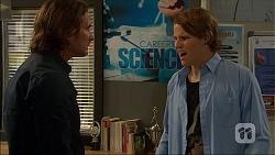 Brad Willis, Jayden Warley in Neighbours Episode 7052