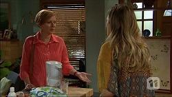 Lorraine Newman, Sonya Mitchell in Neighbours Episode 7052